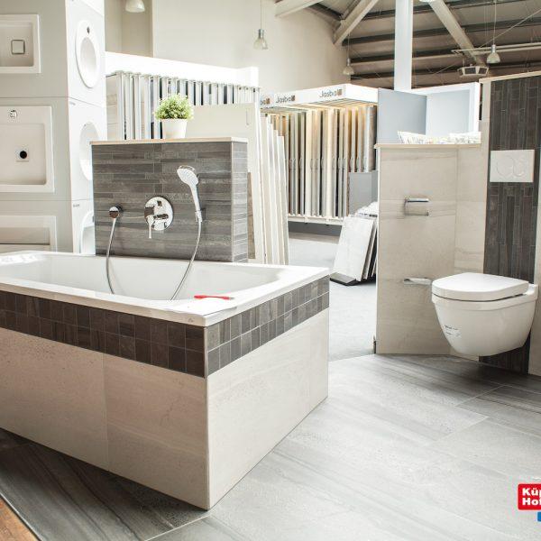 Badezimmer Beispiel bei Küpper & Hoffmann