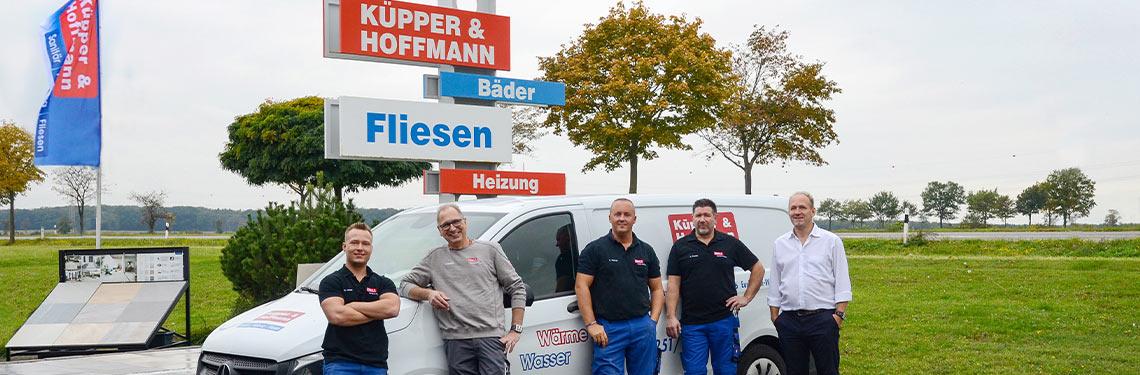 Team Badsanierung • Küpper & Hoffmann